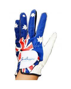 Australian Flag Golf Glove